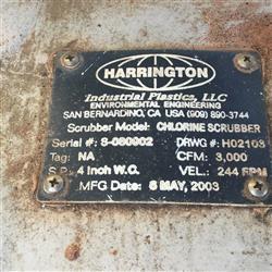 Image HARRINGTON Chlorine Scrubber 1459853