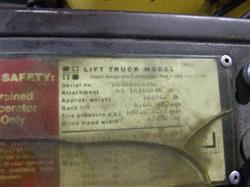 Image HYSTER 80 Diesel Forklift 1460082