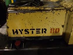 Image HYSTER 80 Diesel Forklift 1460083