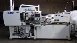 Image SUMITOMO SD40E Injection Molding Machine - 40 Ton 1460097