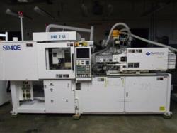 Image SUMITOMO SD40E Injection Molding Machine - 40 Ton 1460089