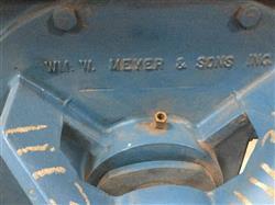 Image W.M. W. MEYER & SONS Rotary Airlock Valve 1460476