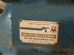 Image W.M. W. MEYER & SONS Rotary Airlock Valve 1460479