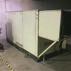 Image 200 HP INGERSOLL RAND SSR Air Compressor 1460713