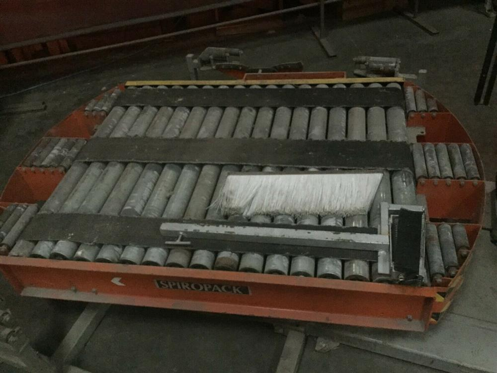 Image SPIROPACK Automated Pallet Shrink Wrap Machine 1460736