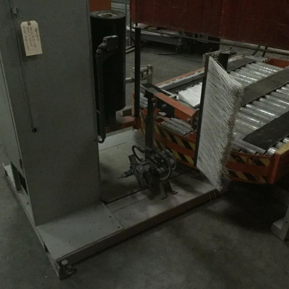 Image SPIROPACK Automated Pallet Shrink Wrap Machine 1460733