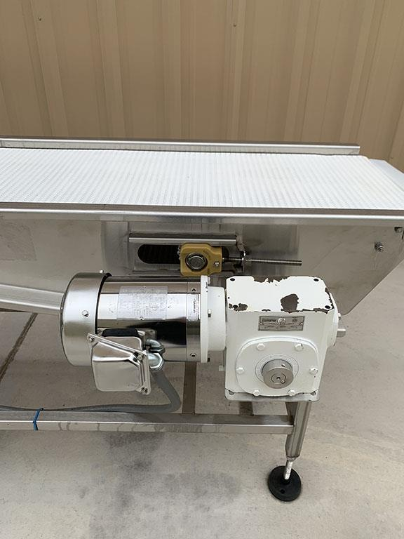 Image 18in X 11ft Long Food Conveyor with Speed Controller 1460853