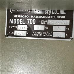 Image SEM 700 Industrial Paper Shredder 1461176