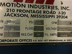Image MOTION INDUSTRIES Hydraulic Package 1461254