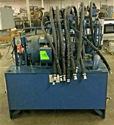 Image MOTION INDUSTRIES Hydraulic Package 1461264