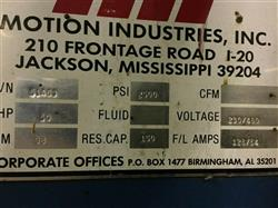 Image MOTION INDUSTRIES Hydraulic Package 1461255