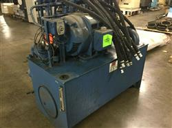 Image MOTION INDUSTRIES Hydraulic Package 1461256