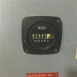 Image INGERSOLL RAND Dual Air Compressor - Type 30 1461310
