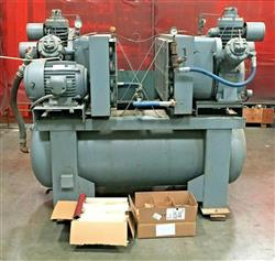 Image INGERSOLL RAND Dual Air Compressor - Type 30 1461311