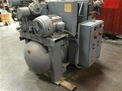 Image INGERSOLL RAND Dual Air Compressor - Type 30 1461303
