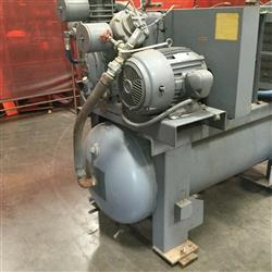 Image INGERSOLL RAND Dual Air Compressor - Type 30 1461306