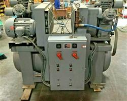 Image INGERSOLL RAND Dual Air Compressor - Type 30 1461308