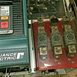 Image RELIANCE ELECTRIC Flex-Pak 3000 Drive 1461485