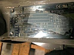 Image 60 HP WEG NEMA Premium Motor 1461612