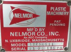 Image NELMOR Sound Dampened Plastics Granulator 1461934