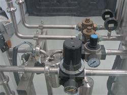 Image Product Skid with SANDPIPER Diaphragm Pump and x4 Definox Valves 1461980