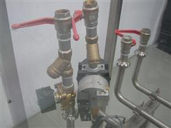 Image Product Skid with SANDPIPER Diaphragm Pump and x4 Definox Valves 1461981