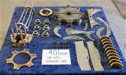 Image ANGELUS 60L Seamer Change Parts - 401 Dia. Steam Flow 1462170