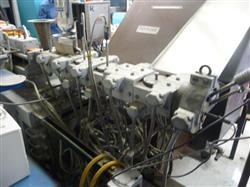Image WERNER & PFLEIDERER COPERION Co-Rotating Twin Screw Extruder 1462437