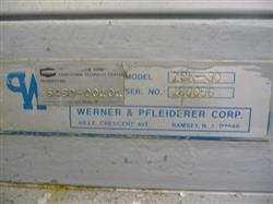 Image WERNER & PFLEIDERER COPERION Co-Rotating Twin Screw Extruder 1462444