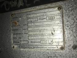Image WERNER & PFLEIDERER COPERION Co- Rotating Twin Screwn Pelletizing Line 1462455
