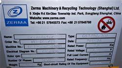 Image 10 HP ZERMA Plastics Granulator 1462605