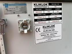 Image KLIKLOK Two Flap Sealer 1462745
