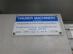 Image 1 Liter HAUSER Piston Filler 1462930