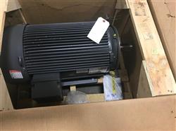 Image 25 HP NIDEC Motor - NEMA Premium 1463491