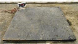 Image RICE LAKE Roughdeck Platform Scale 1464287