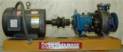 Image GOULDS 3196 F Pump and 7.5 HP BALDOR INDUSTRIAL Motorl 1464355