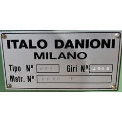 Image 40 HP ITALO DANIONI S.R.L. 524 Pin Mill Crusher 1464711