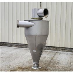 Image 36in Dia. KICE Cyclone Separator - Stainless Steel 1464744