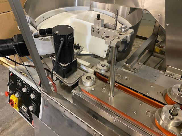 Image SPECK TECH Automatic Bottle Unscrambler  1464774