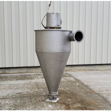 Image 36in Dia. KICE Cyclone Separator - Stainless Steel 1464783