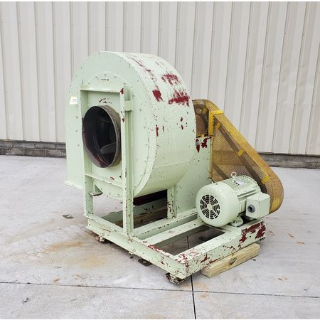 Image HG INDUSTRIES Type MH  Blower Material Handling Fan with 30 HP Motor 1464800