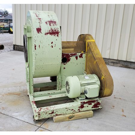 Image HG INDUSTRIES Type MH  Blower Material Handling Fan with 30 HP Motor 1464802