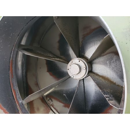Image HG INDUSTRIES Type MH  Blower Material Handling Fan with 30 HP Motor 1464804