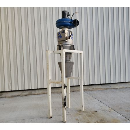 Image KICE Cyclone Separator with Blower - Stainless Steel 1464835