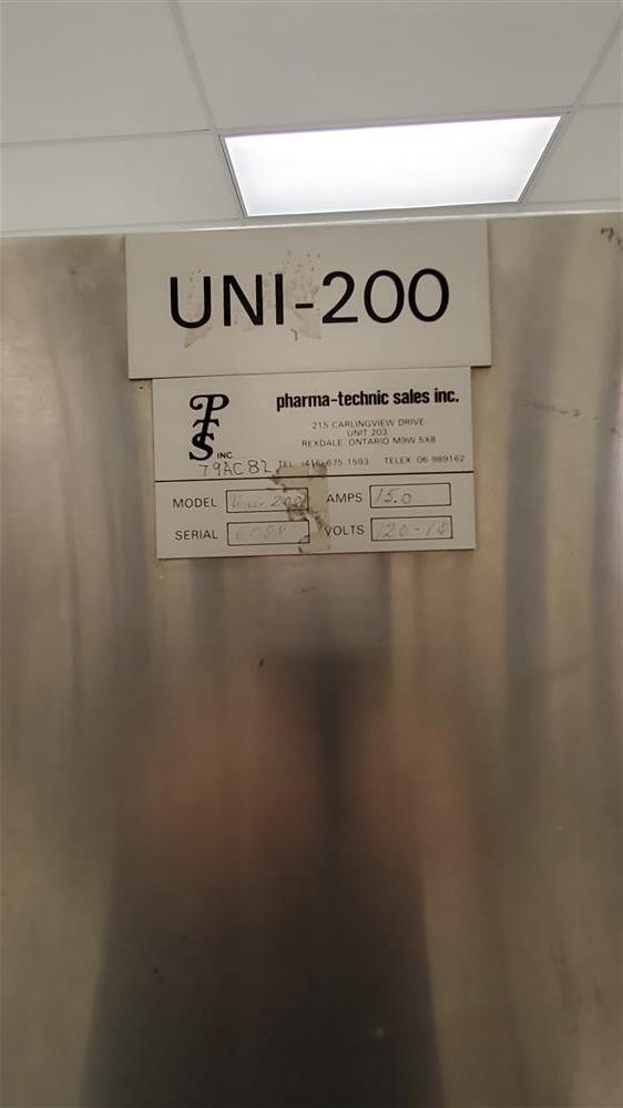 Image Pressure Sensitive Inline Labeler with Printer 1464873