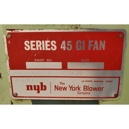 Image NEW YORK BLOWER 264 LS Fan  1464912
