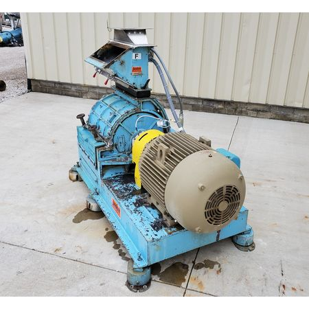 Image 100 HP JACOBSON MACHINE WORKS Hammer Mill 1464918