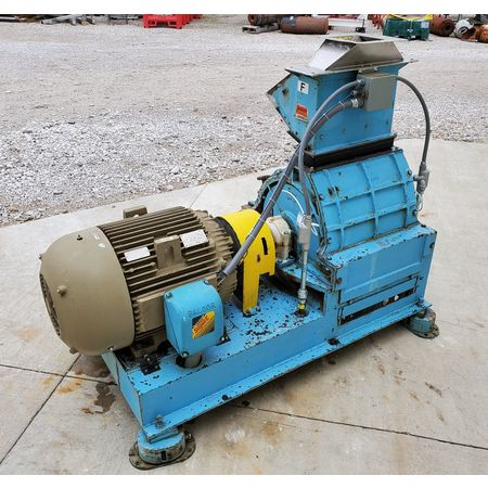Image 100 HP JACOBSON MACHINE WORKS Hammer Mill 1464919