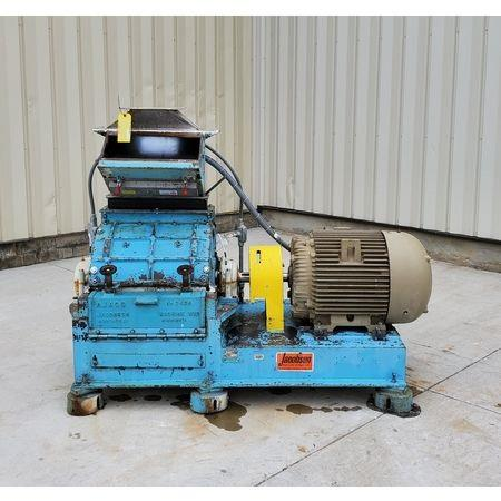 Image 100 HP JACOBSON MACHINE WORKS Hammer Mill 1464974