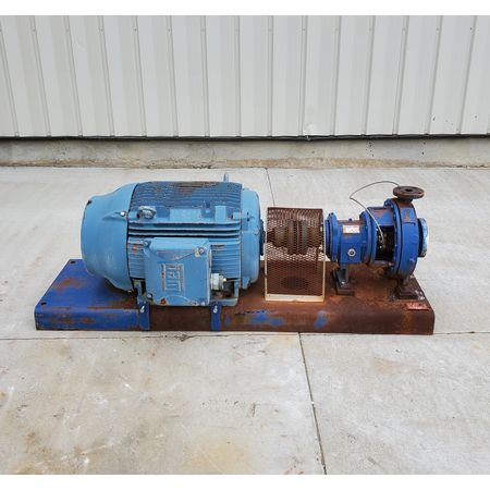 Image 125 HP GRISWOLD L/3X1.5X13L Dover Centrifugal Pump  1464921